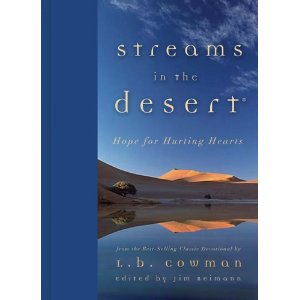 Streams in Desert
