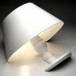 The Broken Lamp
